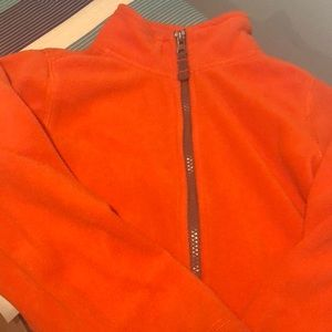Carters boys full zip fleece, size 7